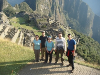 Machu Picchu travel August 17 2016