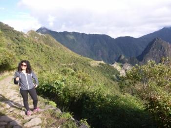 Lorena Inca Trail April 08 2016
