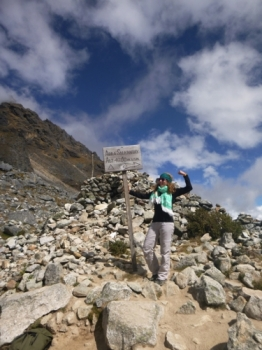 Peru travel May 11 2016