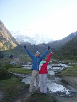 Machu Picchu trip May 11 2016