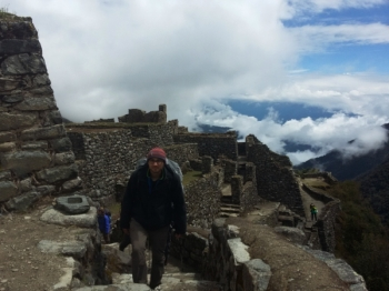 Machu Picchu vacation August 19 2016