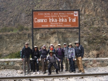 Thomas Inca Trail August 19 2016