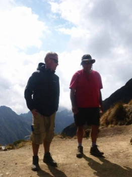 Antonio Inca Trail September 09 2016-2