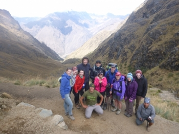 Machu Picchu vacation August 23 2016-2