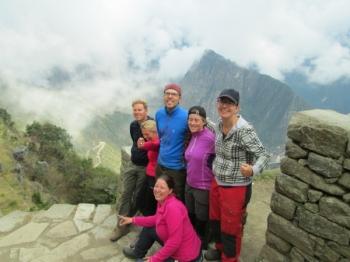 Peru trip August 30 2016