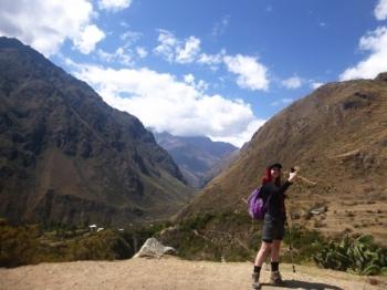 Celeste Inca Trail August 25 2016-1
