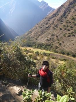 Celeste Inca Trail August 25 2016-2