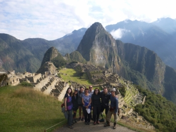 Machu Picchu travel August 25 2016
