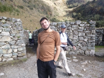 Machu Picchu travel September 26 2016