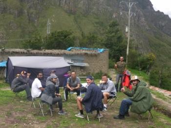 Kasper-Scholz-Walsø Inca Trail March 13 2016-2