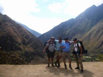 Andrew Inca Trail September 09 2016-1