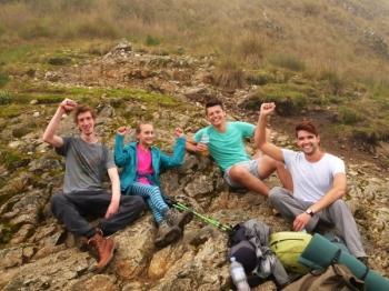 Machu Picchu trip March 01 2016-11
