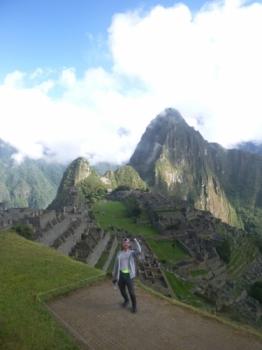 Machu Picchu travel March 13 2016