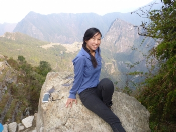 SHIRLEY Inca Trail September 16 2016-1