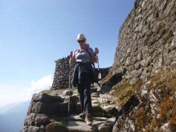 Machu Picchu trip August 27 2016