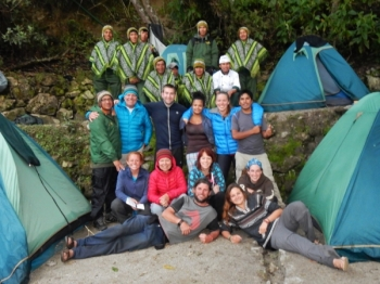Stefanie Inca Trail March 11 2016-2