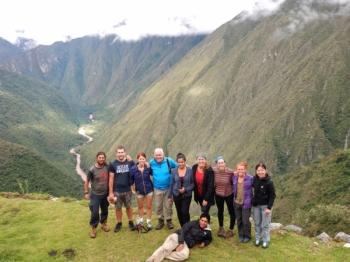 Kathelyn Inca Trail March 11 2016-1