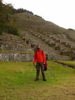 Machu Picchu vacation September 02 2016