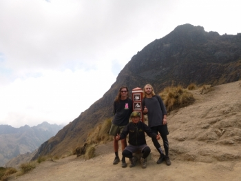 Machu Picchu trip September 17 2016