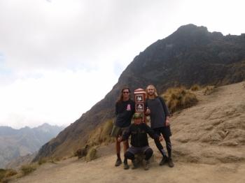 Machu Picchu trip September 17 2016