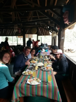 Machu Picchu vacation June 05 2016