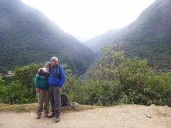 Machu Picchu vacation July 04 2016