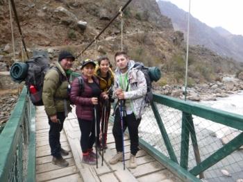 Luis-Alfredo Inca Trail September 26 2016