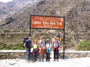 Machu Picchu vacation October 02 2016