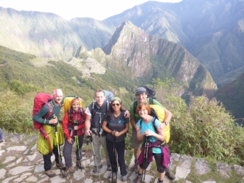 Sonja Inca Trail October 02 2016-1