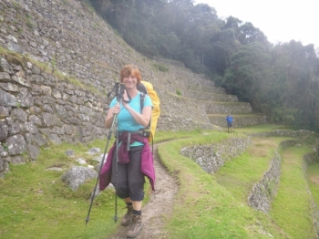 Sonja Inca Trail October 02 2016-2
