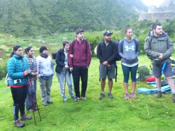 Tise Inca Trail March 22 2016-2