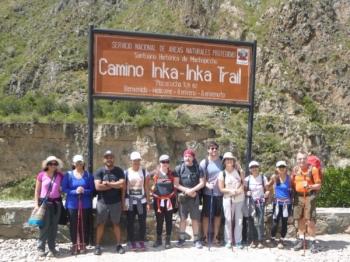 Peru trip March 22 2016