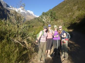 Machu Picchu trip June 15 2016