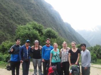 Charlotte Inca Trail March 24 2016-1