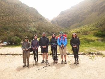 Machu Picchu vacation April 01 2016