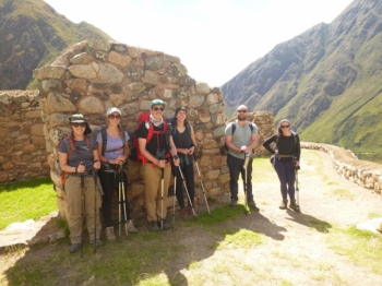 Machu Picchu vacation April 01 2016-2