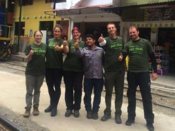 Machu Picchu vacation October 01 2016