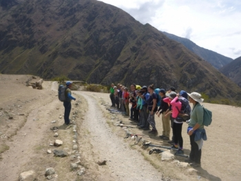 Machu Picchu trip October 07 2016