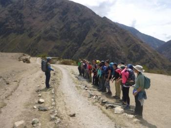 Machu Picchu trip October 07 2016