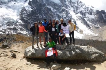 Peru vacation August 12 2016