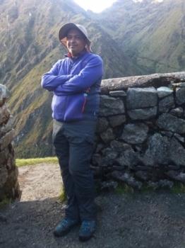 Luciano Inca Trail April 11 2016-4