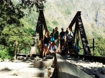 Machu Picchu vacation July 21 2016