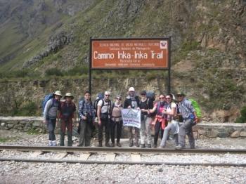 Machu Picchu vacation April 21 2016-2