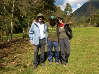 Machu Picchu vacation August 11 2016