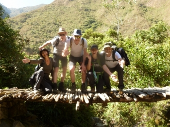 Machu Picchu vacation August 11 2016-2