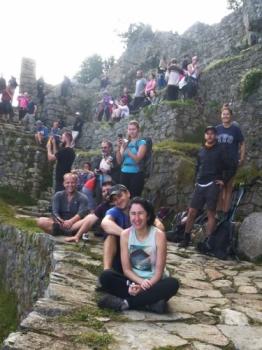 Samantha Inca Trail November 16 2016-1