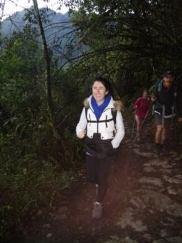 Samantha Inca Trail November 16 2016-2