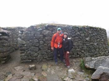 Samantha Inca Trail November 16 2016