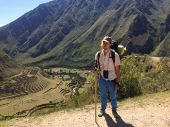 Martin Inca Trail April 29 2016-1