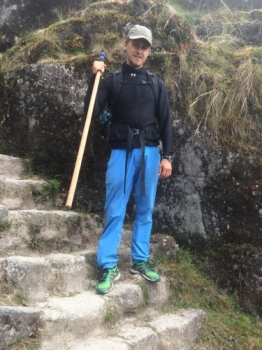 Martin Inca Trail April 29 2016-2
